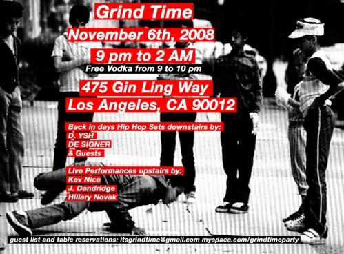 grind-timeflyers