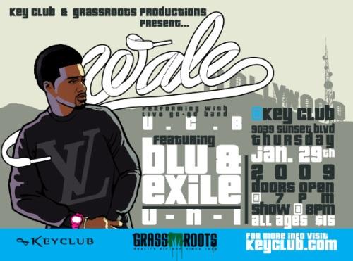 wale-keyclub