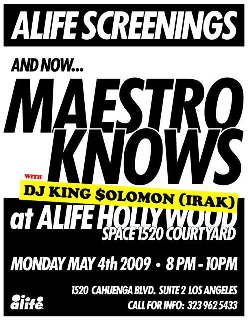 maestro-knows